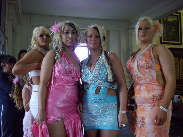 Sexy chav women