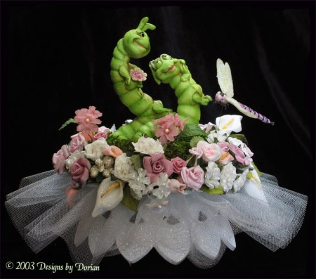 caterpillars_cake_topper