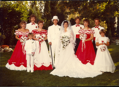 Ugly Bridesmaid Dresses & Ugly Bridesmaid Dresses | All things heinous trashy and hilarious ...
