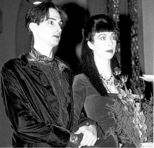 Gothic Weddings