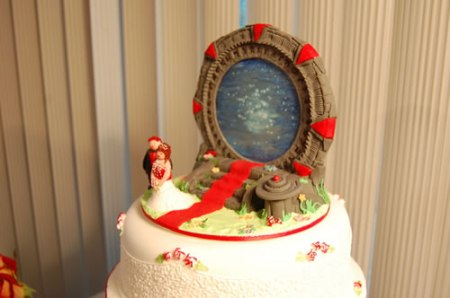 stargate-wedding-cake
