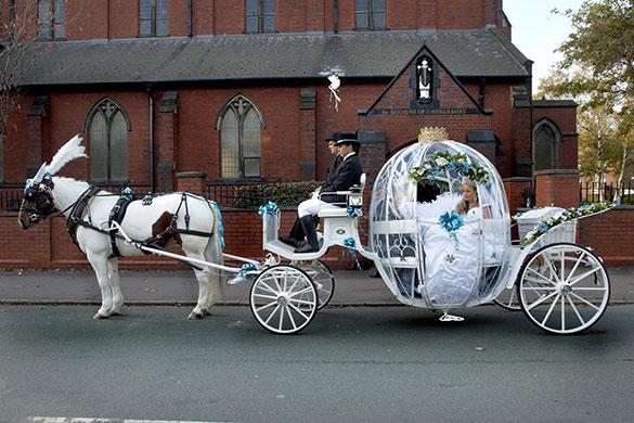 Traveller Weddings Rejoice